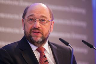 'FAS': Macron sugeruje Schulzowi, by zawarł koalicję rządową z Merkel