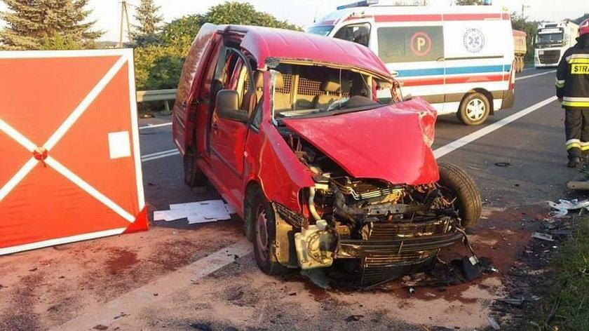 Kazimierz Czekaj zginął w wypadku samochodowym