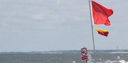Alarm na Wybrzeżu! Zakaz kąpieli