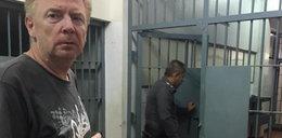 """Poszukiwany Polak aresztowany w Tajlandii. Po zatrzymaniu """"rżnął głupka"""""""