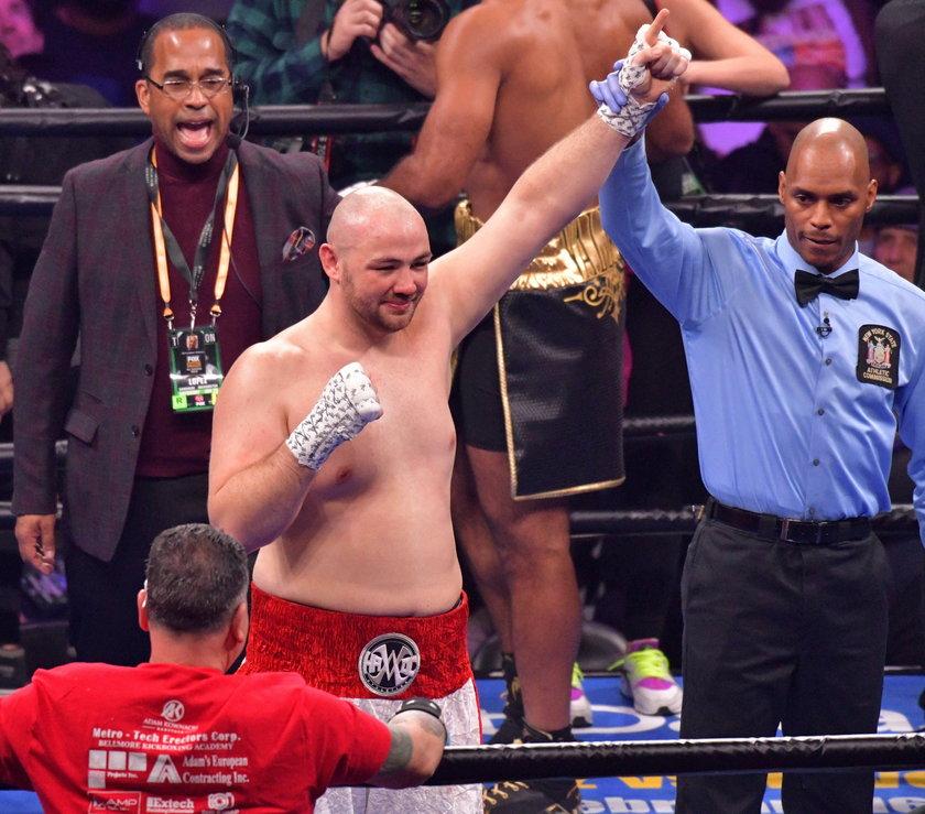 Adam Kownacki (31 l.) nie martwi się dotkliwą porażką Deontaya Wildera (35 l.) z Tysonem Furym (32 l.)