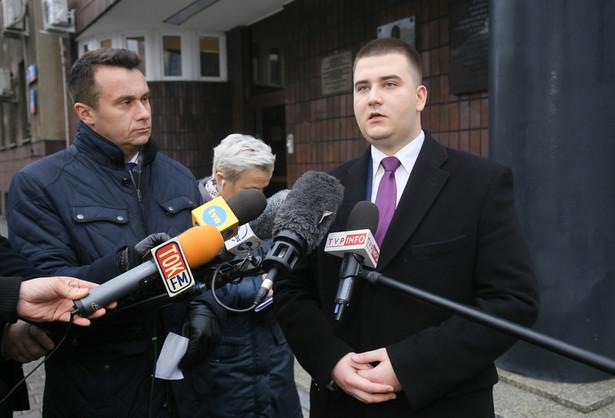 Pełnomocnik ministra obrony narodowej ds. utworzenia Centrum Eksperckiego Kontrwywiadu NATO Bartłomiej Misiewicz