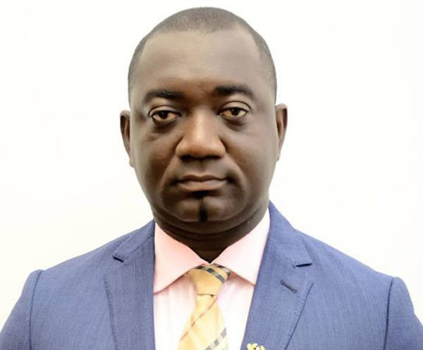 NPP's first Vice Chairman of Asokwa constituency, Edmund Kyei