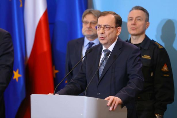 """Dziś o godz. 15 zostanie uruchomionych pięć kluczowych punktów - cztery na granicy z Niemcami, jeden na granicy z Czechami"""" - poinformował Kamiński."""