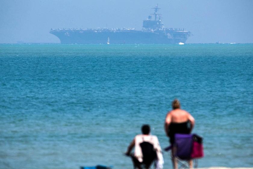 Lotniskowiec USS George H.W. Bush