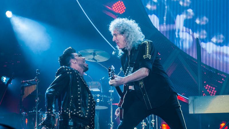 Koncert grupy Queen i Adama Lamberta w Tauron Kraków Arenie