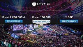 IEM 2015 - infografika. W Katowicach padł kolejny rekord