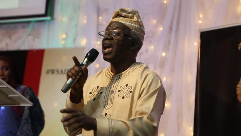Falana accuses Buhari of nursing a third term agenda  (Twitter@news360info)