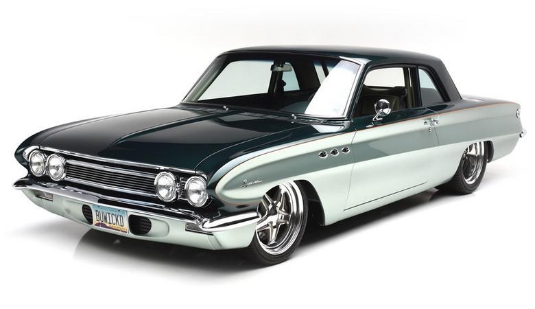 Odrestaurowany Buick Special o mocy 555 KM