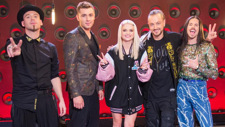 "Trenerzy programu ""The Voice of Poland 10"""