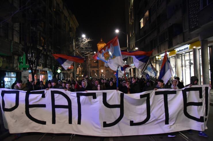 protest za srbe u crnoj gori