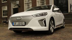 Hyundai Ioniq - modny i oszczędny (pierwsza jazda)