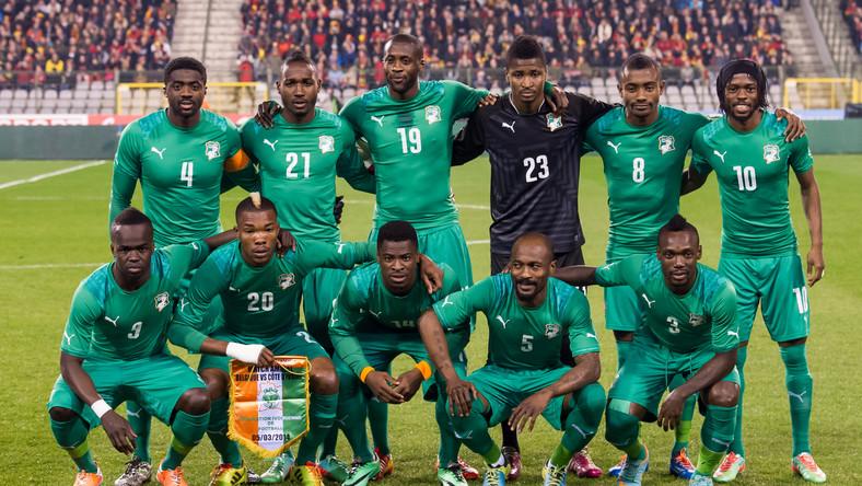 Reprezentacja Wybrzeża Kości Słoniowej