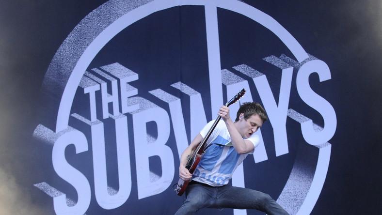 The Subways nie zagrają w Jarocinie