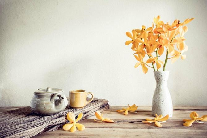 Kako da osvežite dom cvećem