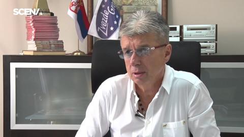Saša Popović: 'Sa Brenom nisam imao nijednu raspravu od 1998. godine!' Video