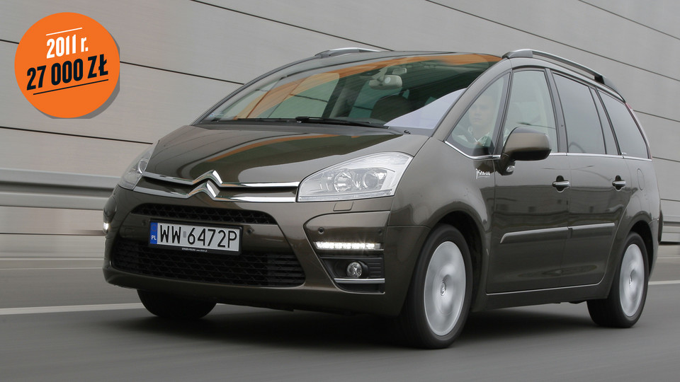 Citroën Grand C4 Picasso I (2006-13)