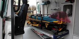 Niepełnosprawny 7-latek wypadł z trzeciego piętra