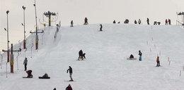 Tu pojeździsz na nartach