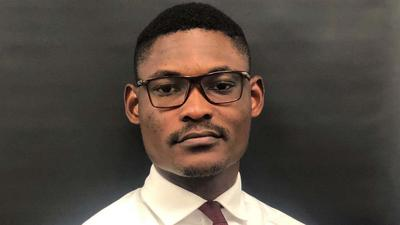 Meet The First Ghanaian President of Graduate Students In Ohio University