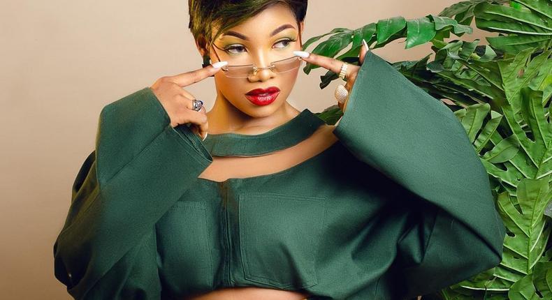 Reality TV star Natacha Akide [Instagram/SymplyTacha]