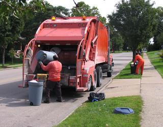 Czasami wolno zlecić odbiór odpadów w trybie zamówienia z wolnej ręki