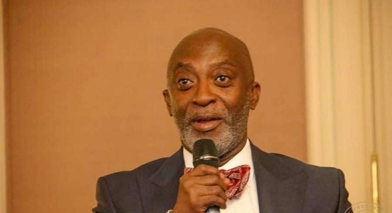 The CEO of the Ghana Investment Promotion Centre (GIPC), Mr Yofi Grant