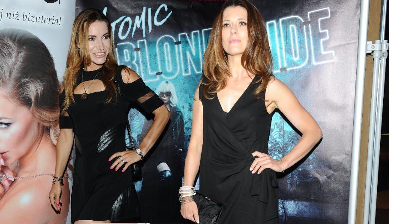 Karolina Pilarczyk i Joanna Sydor
