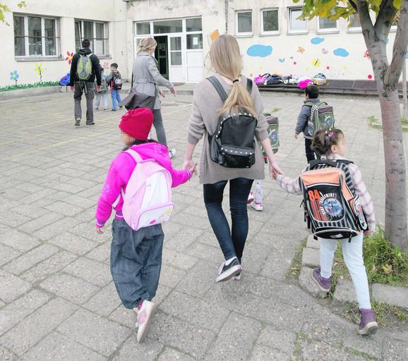 Deca na raspustu od 31. decembra