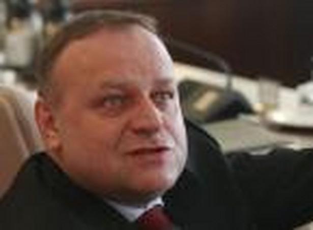 Jarosław Duda, sekretarz stanu w Ministerstwie Pracy i Polityki Społecznej, pełnomocnik rządu ds. osób niepełnosprawnych