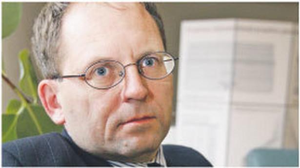 Wojciech Deszczyński, naczelnik w Departamencie Funduszy Mieszkaniowych Banku Gospodarstwa Krajowego