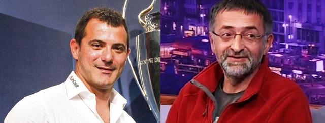 Dejan Stanković i Zoran Cvijanović