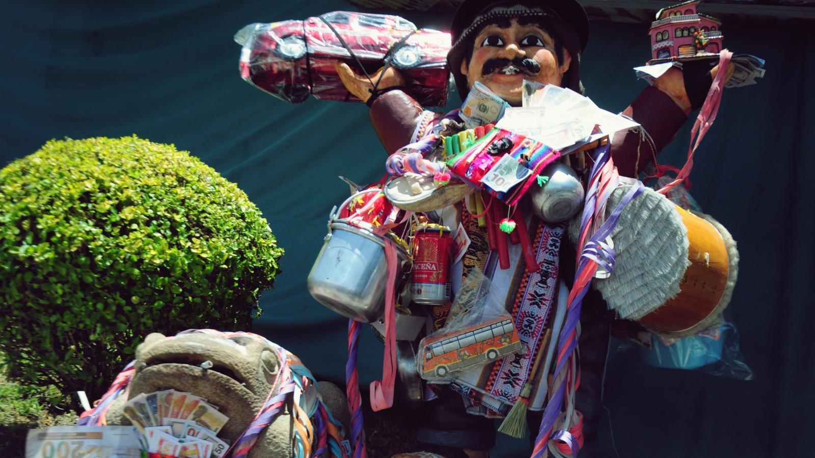 Boliwia. Alasitas – na targowisku marzeń