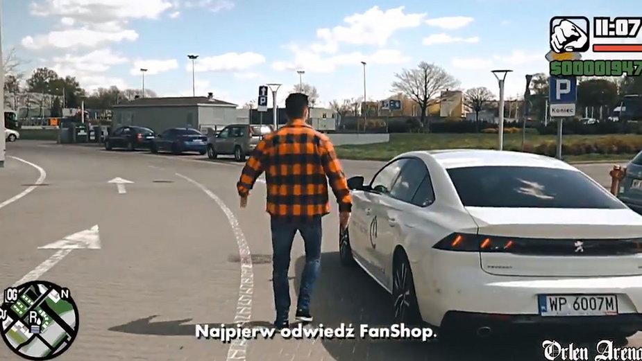 Film polskiego klubu zauważony przez amerykańską telewizję