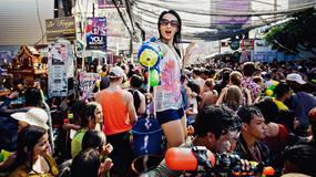 Ciemna strona festiwalu Songkran w Tajlandii