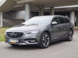 Opel Insignia Country Tourer – czy to najlepsza wersja modelu Insignia? – TEST