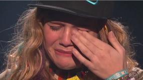 """13-letniej uczestniczce """"X Factor"""" puściły nerwy na wizji"""