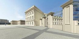 Wielkie zmiany w Warszawie. Przenoszą część parlamentu i wzniosą wielkie pałace. Mamy zdjęcia