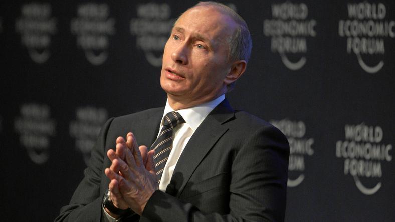 Prezydent Władimir Putin, fot. Wikimedia