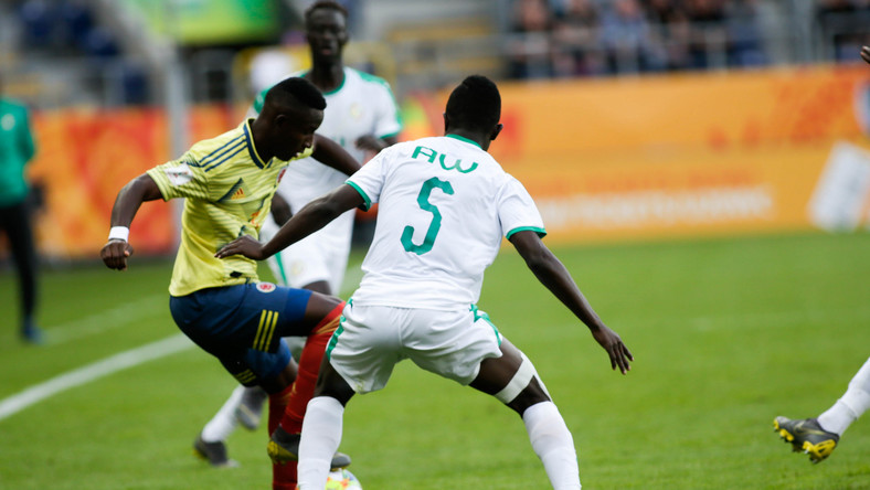 Senegal U-20 - Kolumbia U-20