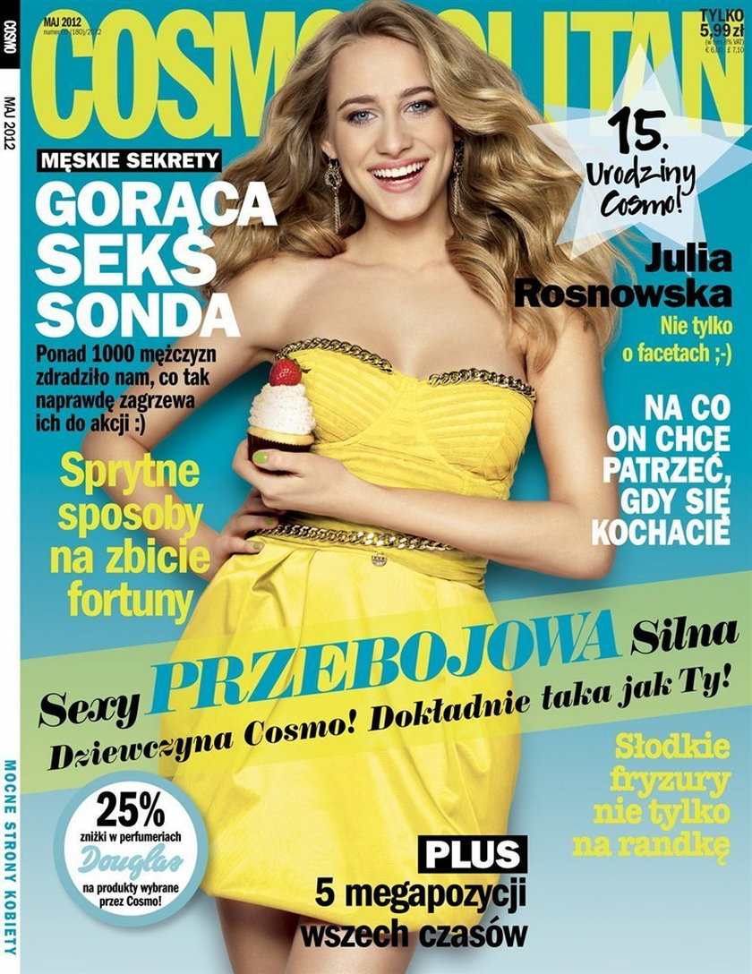Cosmopolitan maj 2012