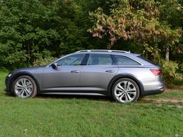 Audi A6 Allroad  – po co nam SUV-y?