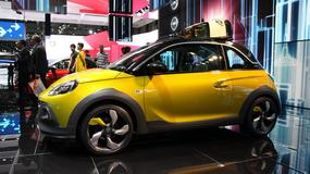 Opel Adam Rocks: miniaturowy crossover