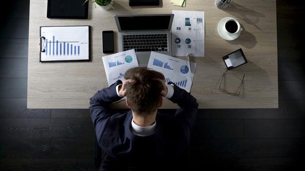 Rośnie liczba firm, które decydują się na restrukturyzację