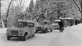 Renault 4 obchodzi swoje 50-lecie
