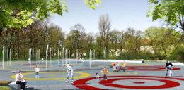 Park Staszica będzie piękny