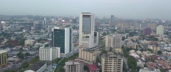 Lagos, glavni grad Nigerije