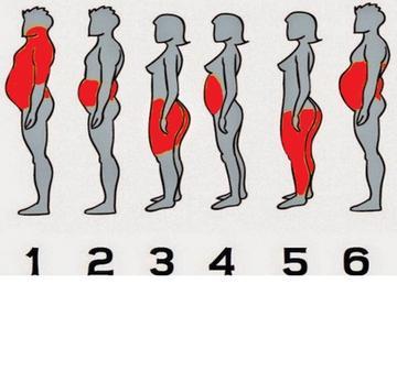 milyen gyorsan fogyhat el a teste a zsírtól)
