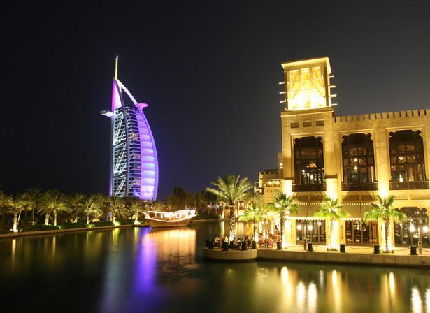 Zjednoczone Emiraty Arabskie; Madinat Jumeirah Resort Dubai