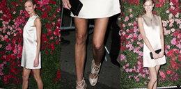 Najlepsze (?) ciało mody i jej chude nogi